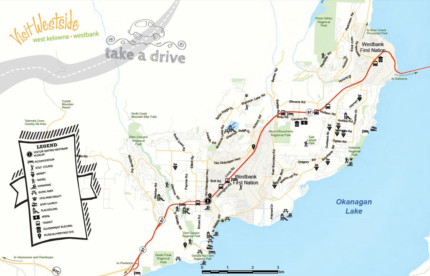 Travel Info Visit Westside