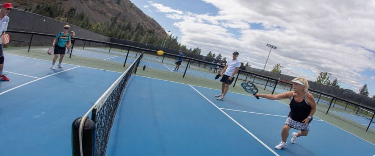 pickleball west kelowna