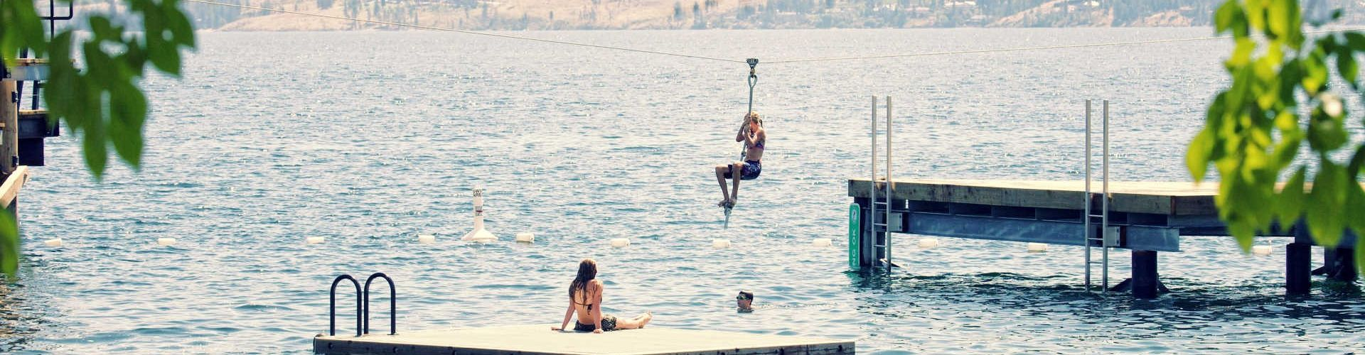 Ways to cool down beaches west kelowna
