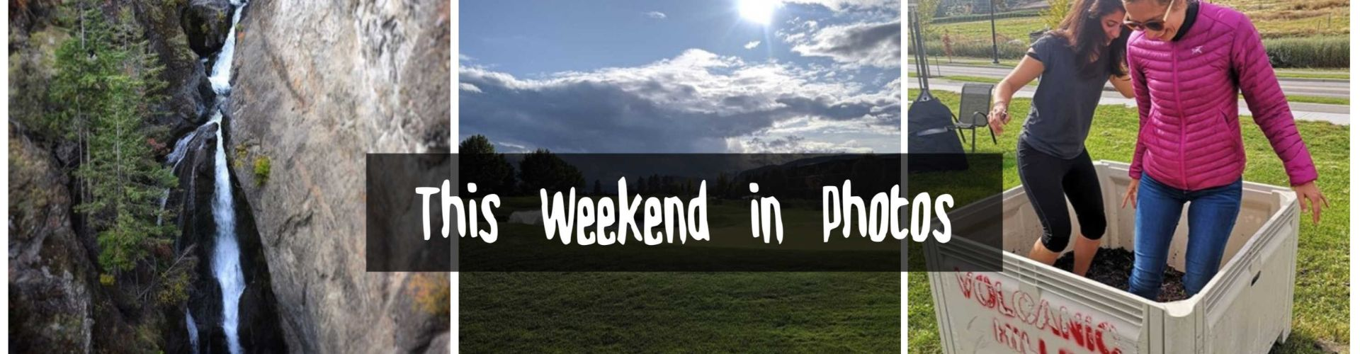 Weekend in Photos
