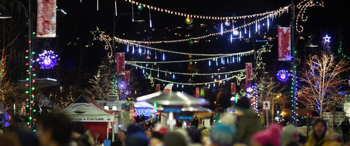 Light Up West Kelowna