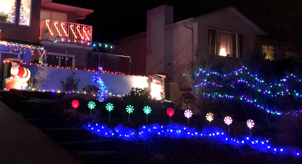 Holiday Light Displays