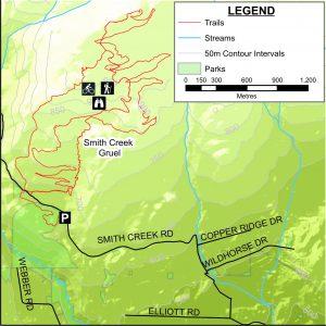 Smith Creek  Map - West Kelowna