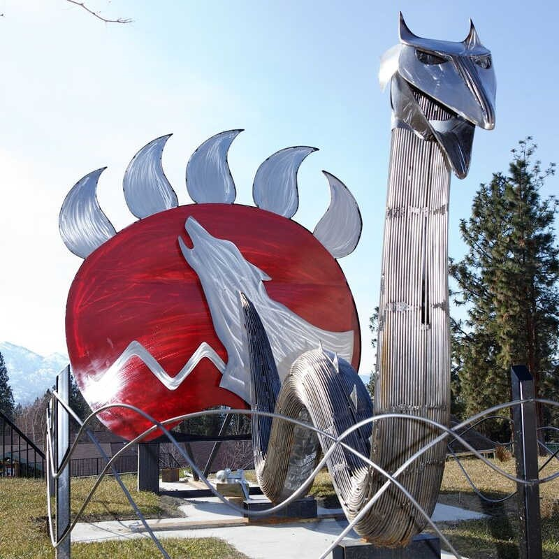 WFN Logo Indigenous Art