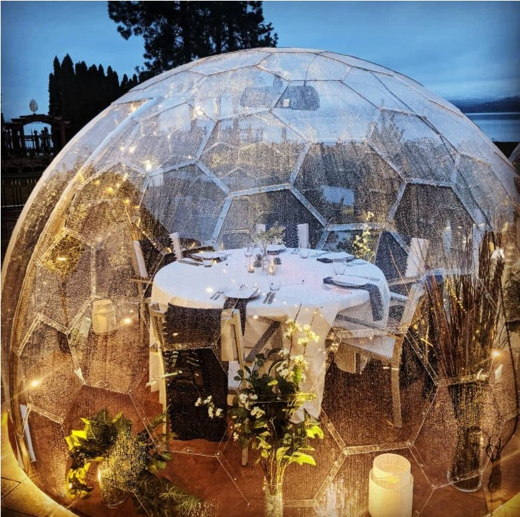 dome dining west kelowna find winery