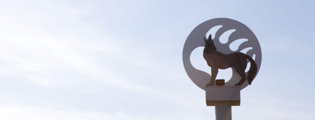 long weekend wfn sculpture